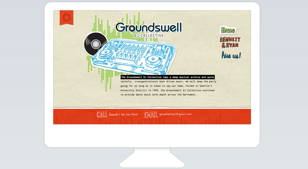 Groundswell DJs