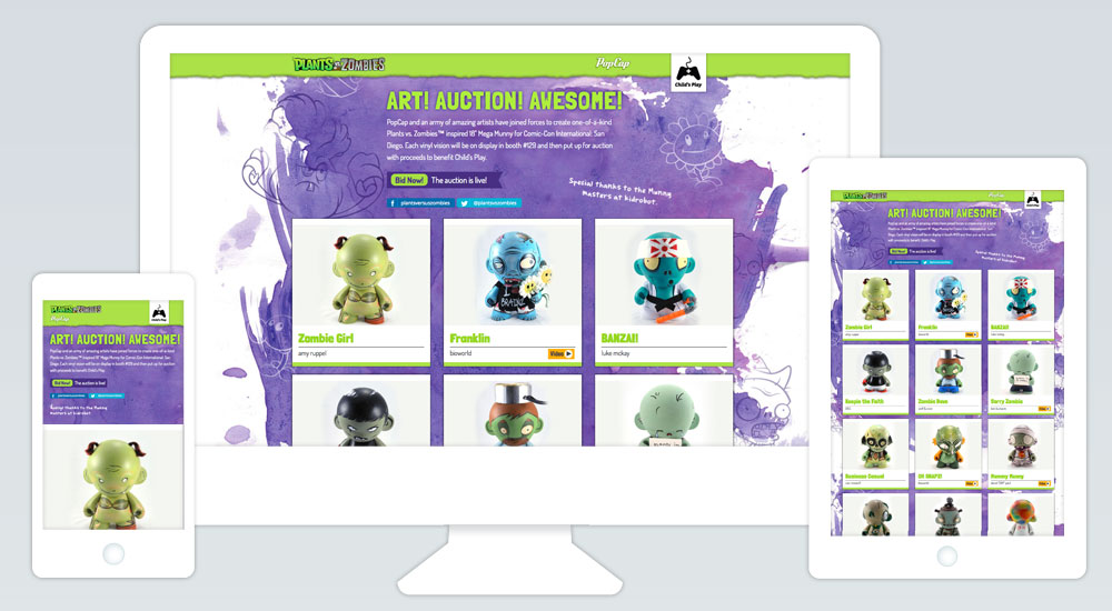 Munny Auction