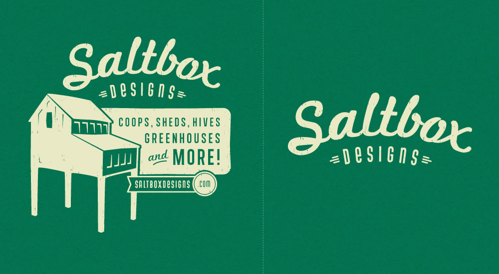 Saltbox Designs Logo